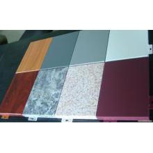 Globond Solid Aluminum Panel (GL041)
