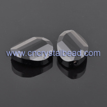 Wholesale Twist fashion glass bead