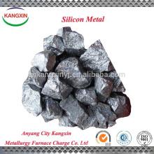 china silício metal em pó / silicone metal 553 441 com baixo preço