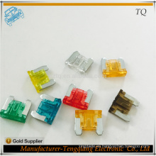 Shipping from china All Ampere Good Quality Zinc miniature Auto Fuse