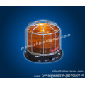 B109 LED Strobe Beacon (Round Light) Used on Heavy Machine Trucks Fires