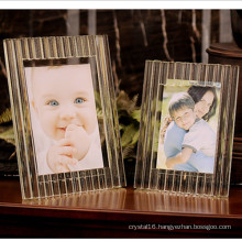 European Crystal Glass Photo Frame Craft