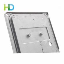 Fundición de aluminio de material exclusivo fundición led producto de la vivienda