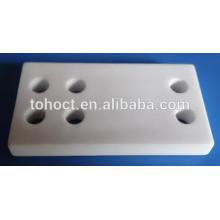 Placas cerâmicas eletrônicas com furo