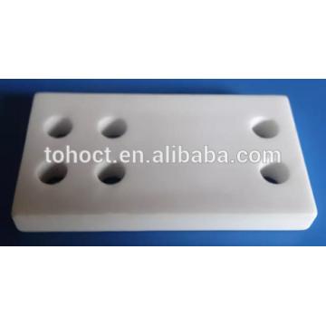 Электронные плитки керамические пластины с отверстием