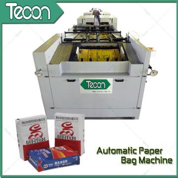 Energy Saving Four- Color Printing Valve Paper Bag Making Machine