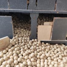 68% Alumina Ceramic Ball used in Wall Tile