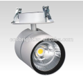 High lumen clothing store led track light housing 50w 3 to 5 years warranty