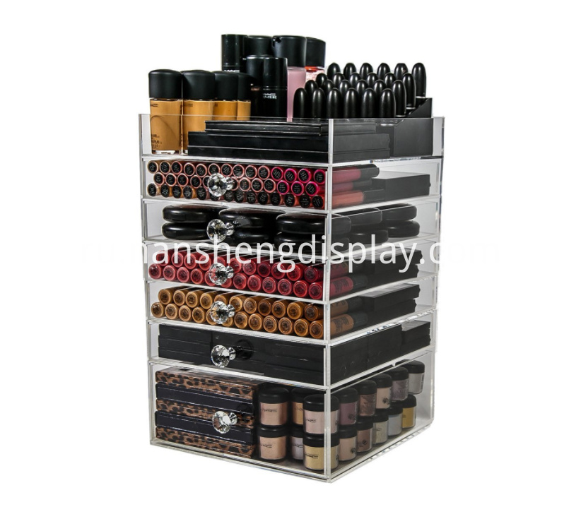 6 Drawers Storage Box For Vanity Tables