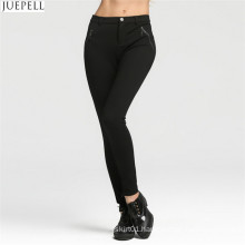 Autumn Models Women Leggings Sexy Thin Black Stretch Pencil Pants Trousers