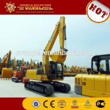 excavadora de la correa eslabonada china 15 toneladas XE150D cubo 0.6m3