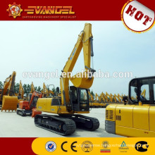 chinese 15 tons crawler excavator XE150D bucket 0.6m3