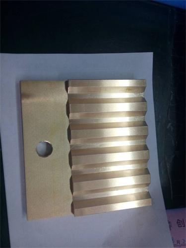 Brass Fabrication