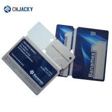 Горячая распродажа 13.56 МГц RFID-отель мини-карта/Пластиковые карты-ключа