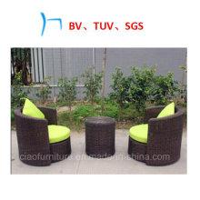 Садовая мебель оптом кофе мебель Открытый стул отдыха (CF1271)