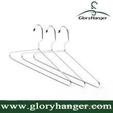 Hanger Factory Wholesale Stainless Steel Metal Clothes Hanger