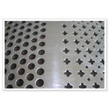 Перфорированная металлическая сетка