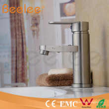 Fashionable China Stainless Steel Basin Faucet Hs15002