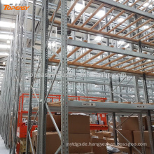 heavy duty warehouse storage double deep racking