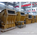 High Efficient Stone Rock Breaking Impact Crusher Máquina