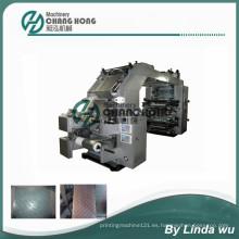 Máquina de impresión Flexo de la lámina (CH884-600L)