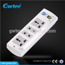 hot sale 4 way outlet smart safety electric power socket outlet