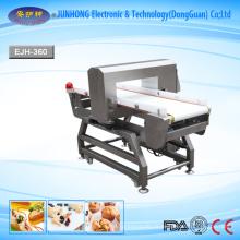 Plein écran tactile LCD intelligent fonctionnel utilisé détecteur de métaux industrie alimentaire