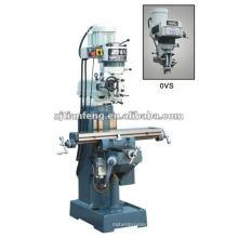 ZHAO SHAN TF0VS máquina de fresado precio barato máquina herramienta