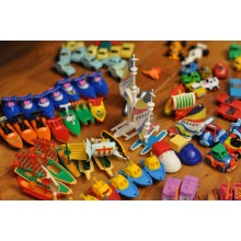 Kinderspielzeug verwenden Geruchsbeseitiger