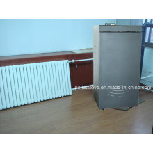 Wood Pellet Stove with Hot Water