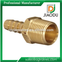 Brass Male Hose Barb Nipple