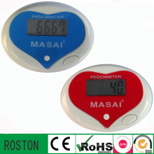 Multifunctional 3D Step Counter Digital Pedometer