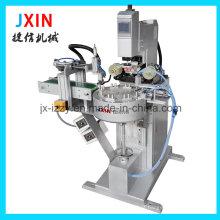 Máquina de impressão manual de 1 carrossel de cores