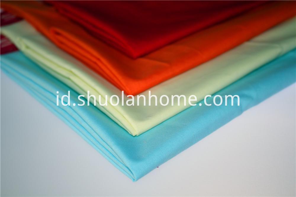 Polyester Cotton Dyed Fabric