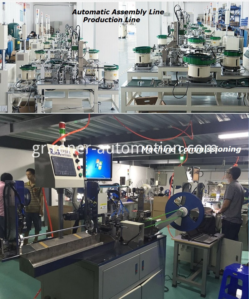 Production Line Commissioning