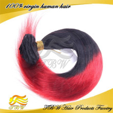 2015 hot sale Best Quality Virgin Brazilian Hair Extension Cheap 100% Human Hair Clip In Hair Extension