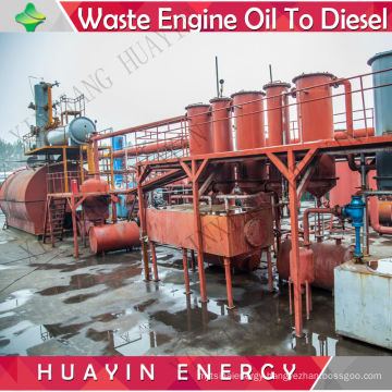 Professional Technology Crude Oil distillation unit to diesel
