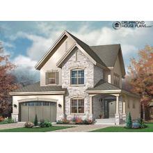 Drummond House Plan 2653