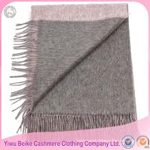 Zhejiang China cuszomized real pashmina scarf 2016
