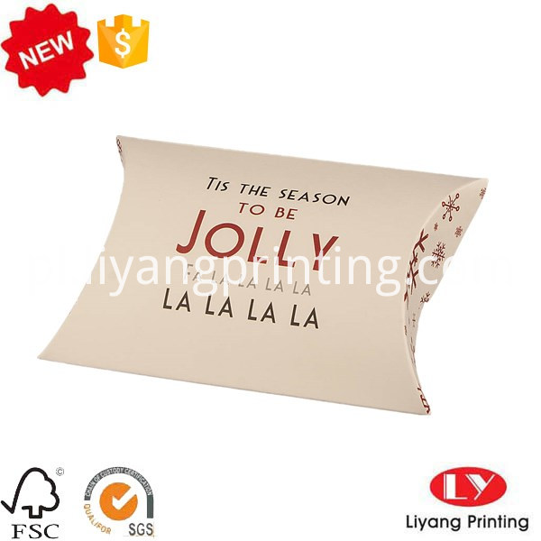 gift pillow box