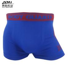 Factory High Quality Man Boxer Seamless Underwear