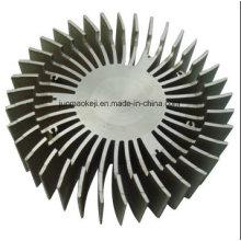 Dissipador de calor para motor de motor usado