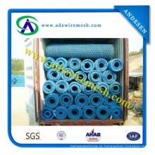 Alta Qualidade Eletro Galvanizado / Hot-Dipped Galvanizado Antes Hexagoanl Woven Wire Mesh / Gabião Caixa (PREÇO DA FÁBRICA)