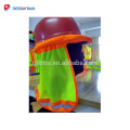 2018 new style hot sale helmet neck shade sun shade for hard hat
