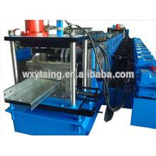 Passiert CE und ISO YTSING-YD-0873 Kaltgewalzter Stahl CZ Purlin Austauschbarer Umformmaschine Hersteller