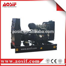 high quality open type diesel power genset