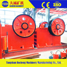 China Energy Saved Small Jaw Crusher for Sale