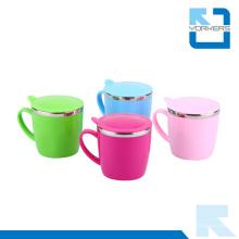 Tasse bon marché en acier inoxydable pour enfants / tasse à vendre