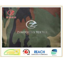 210t Poly Taffeta Desert Camouflage Printing Fabric (ZCBP129)