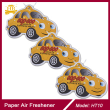 Black Ice parfum voiture papier Air Freshener Factory